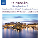 "Saint-Saëns: Symphonies, Vol. 2 - Symphony No. 3 ""Organ"" - Symphony in A major"