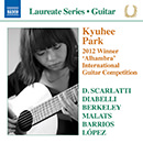 "Kyuhee Park: 2012 Winner ""Alhambra"" International Guitar Competition - D. Scarlatti - Diabelli - Berkeley - Malats - Barrios - Lopez"