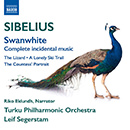 Sibelius: Swanwhite (Complete incidental music) - The Lizard - A Lonely Ski Trail - The Countess' Portrait