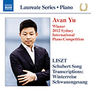 Liszt: Schubert Song Transcriptions - Winterreise - Schwanengesang