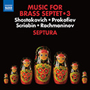 Music for Brass Septet, Vol. 3: Shostakovich - Prokofiev - Scriabin - Rachmaninoff