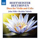 Duos for Violin and Cello: Hoffmeister - Beethoven