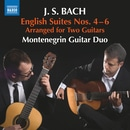 Bach: English Suites Nos. 4-6 (Arr. for 2 Guitars)