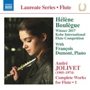 Jolivet: Complete Works for Flute, Vol. 1