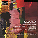 Oswald: Works for Piano