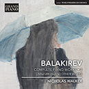 Balakirev: Complete Piano Works, Vol. 3 - Mazurkas & Other Works