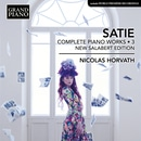 Satie: Complete Piano Works, Vol. 3 (New Salabert Edition)