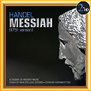 Handel: Messiah (1751 version)