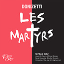 Donizetti : Les Martyrs