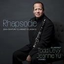 Rhapsodie: 20th-Century Clarinet Classics