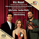 MOZART: Sinfonia concertante, K. 364 / Concertone in C major, K. 190 / Rondo in C major, K. 373