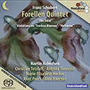 "Schubert, F.: Piano Quintet, ""The Trout"" / Introduction and Variations On Trockne Blumen / Notturno"