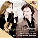 Schubert : Complete Works for Violin and Piano