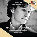 MOZART, W.A.: Piano Concertos Nos. 15 and 27 (M. Helmchen, Netherlands Chamber Orchestra, Nikolic)