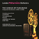 The Genius of Film Music (Hollywood blockbusters 1960s to 1980s): Cleopatra - The Godfather - Psycho - Lawrence of Arabia - Star Trek (Live)