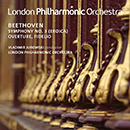 "Beethoven: Symphony No. 3 ""Eroica"" & Overture from Fidelio (Live)"