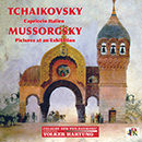 Tchaikovsky: Capriccio Italien - Mussorgsky: Pictures at an Exhibition (Live)