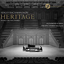 Rachmaninov: Heritage: Works for Two Pianos