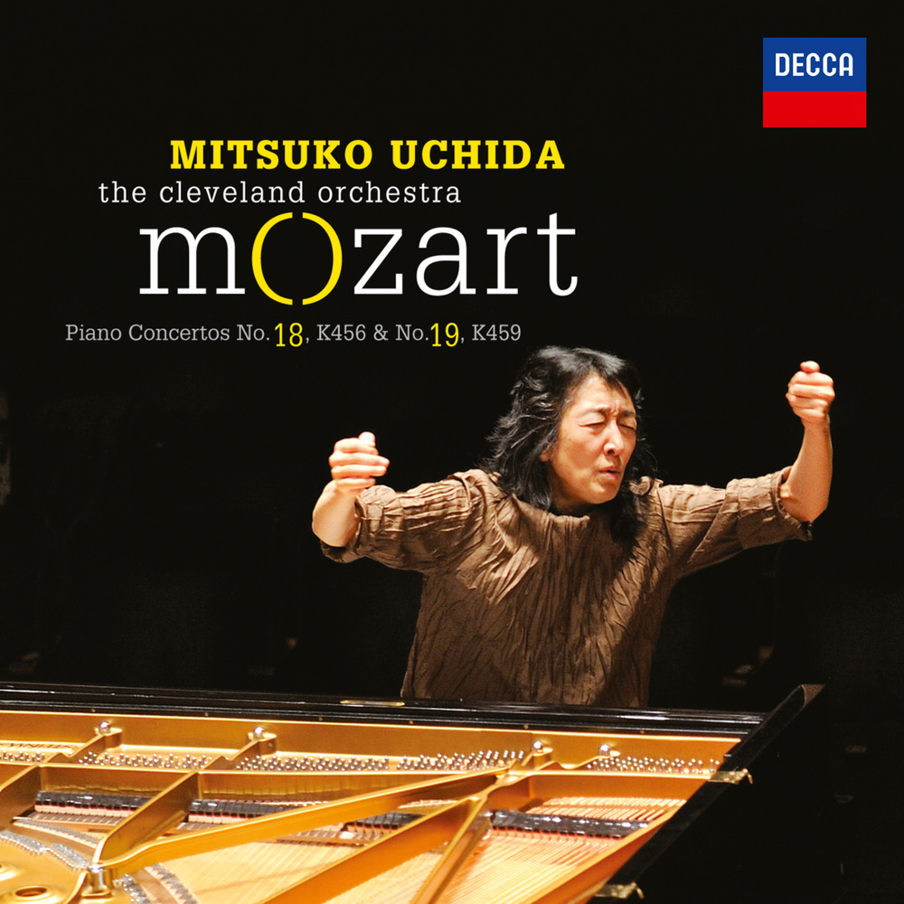 Mitsuko Uchida The Cleveland Orchestra Mozart Piano Concerto No  No  In High Resolution Audio Prostudiomasters