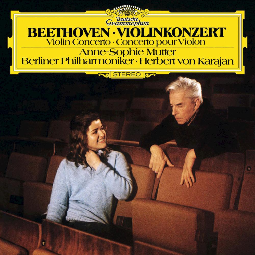 Anne Sophie Mutter Berliner Philharmoniker Herbert Von