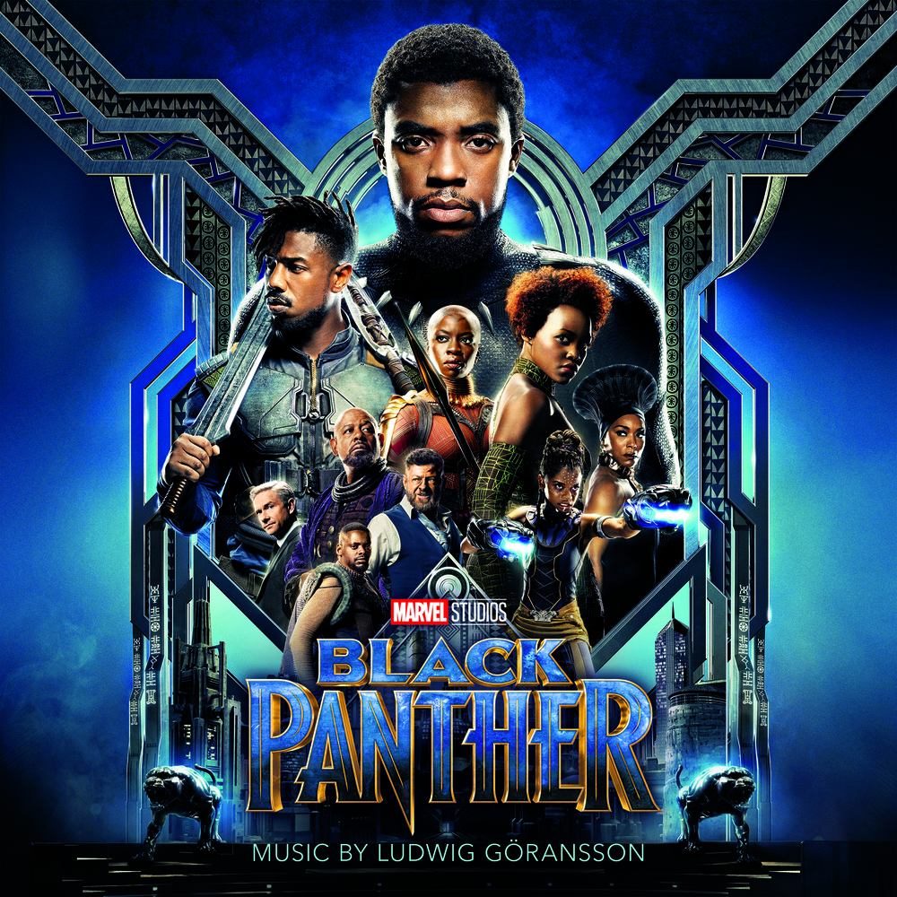 Ludwig Goransson Black Panther Original Score In High Resolution