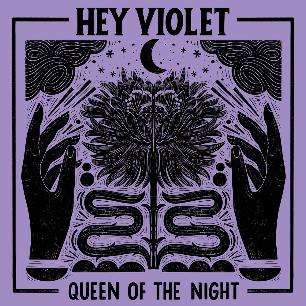 Hey Violet, Queen Of The Night (Single) [Edited / Clean] in