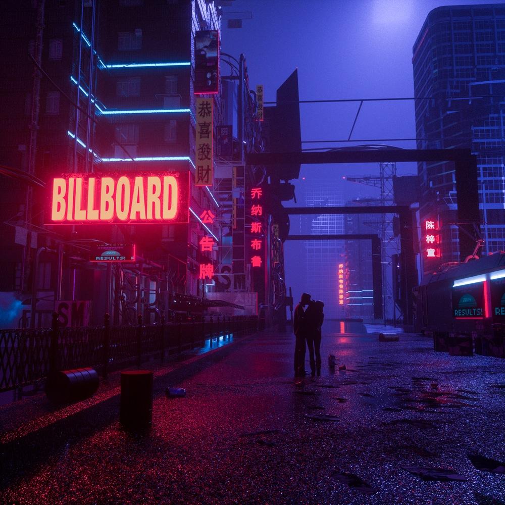 Jonas Blue - I Wanna Dance - Billboard Sound