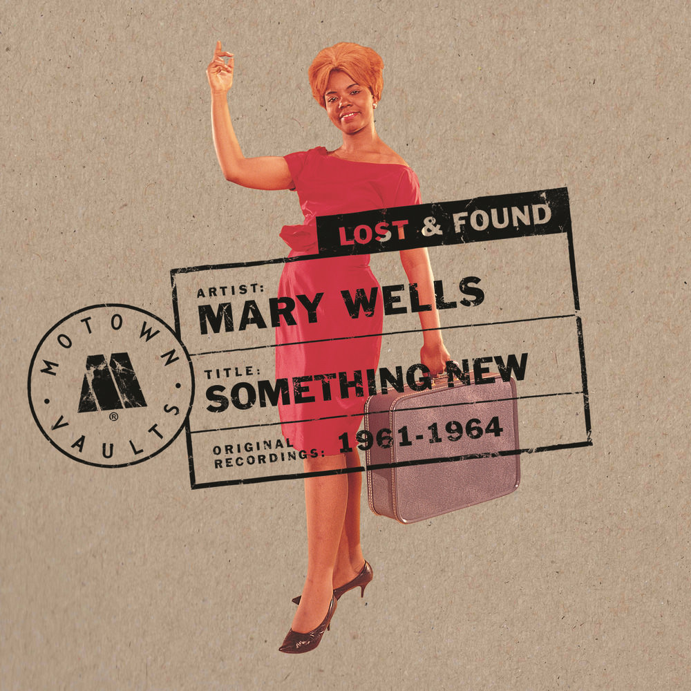 Mary Wells, Something New: Motown Lost & Found in High-Resolution