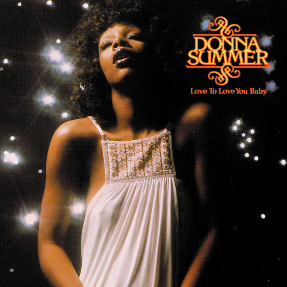 Donna Summer - When Love Cries
