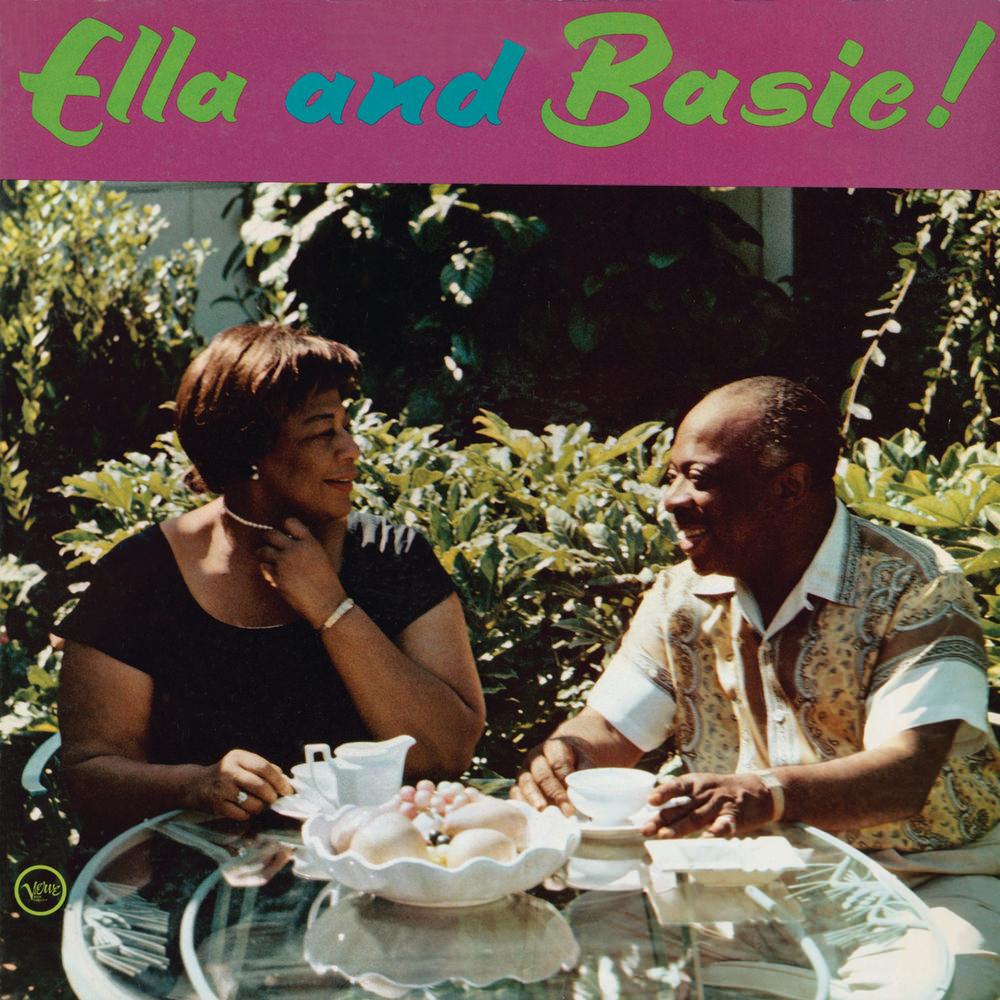 Ella Fitzgerald Count Basie Ella And Basie In High