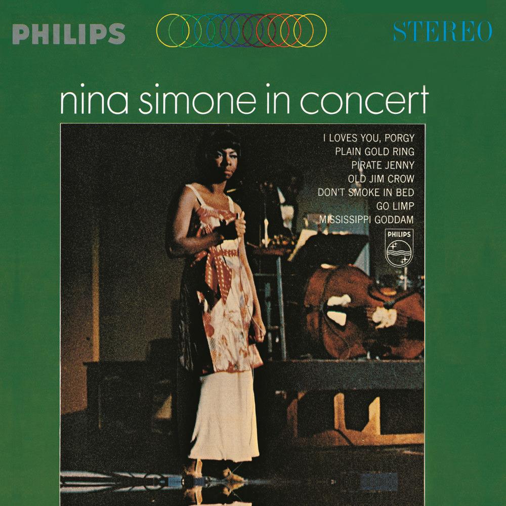 Nina Simone, In Concert in High-Resolution Audio