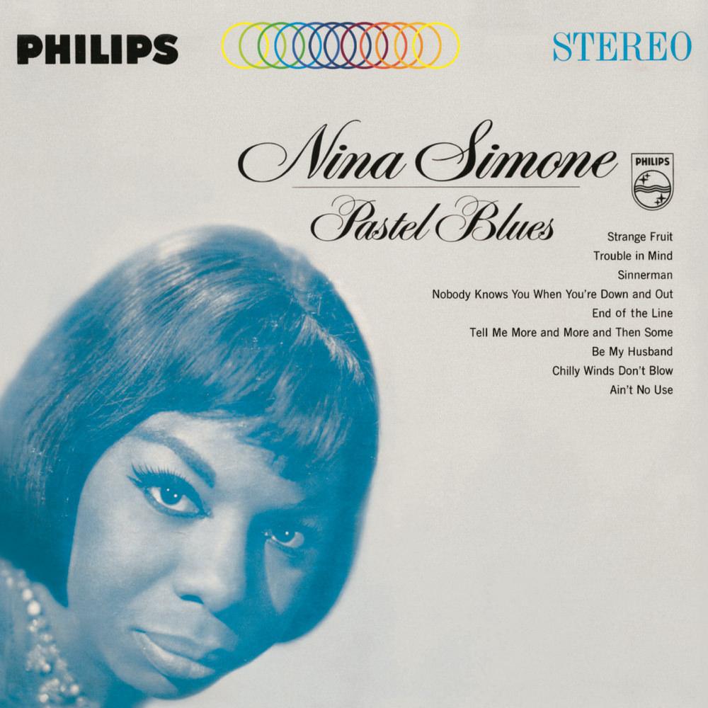 Nina Simone Pastel Blues In High Resolution Audio