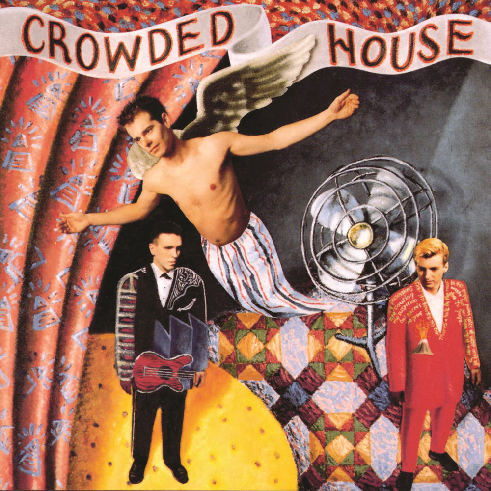 Crowded House Crowded House In High Resolution Audio