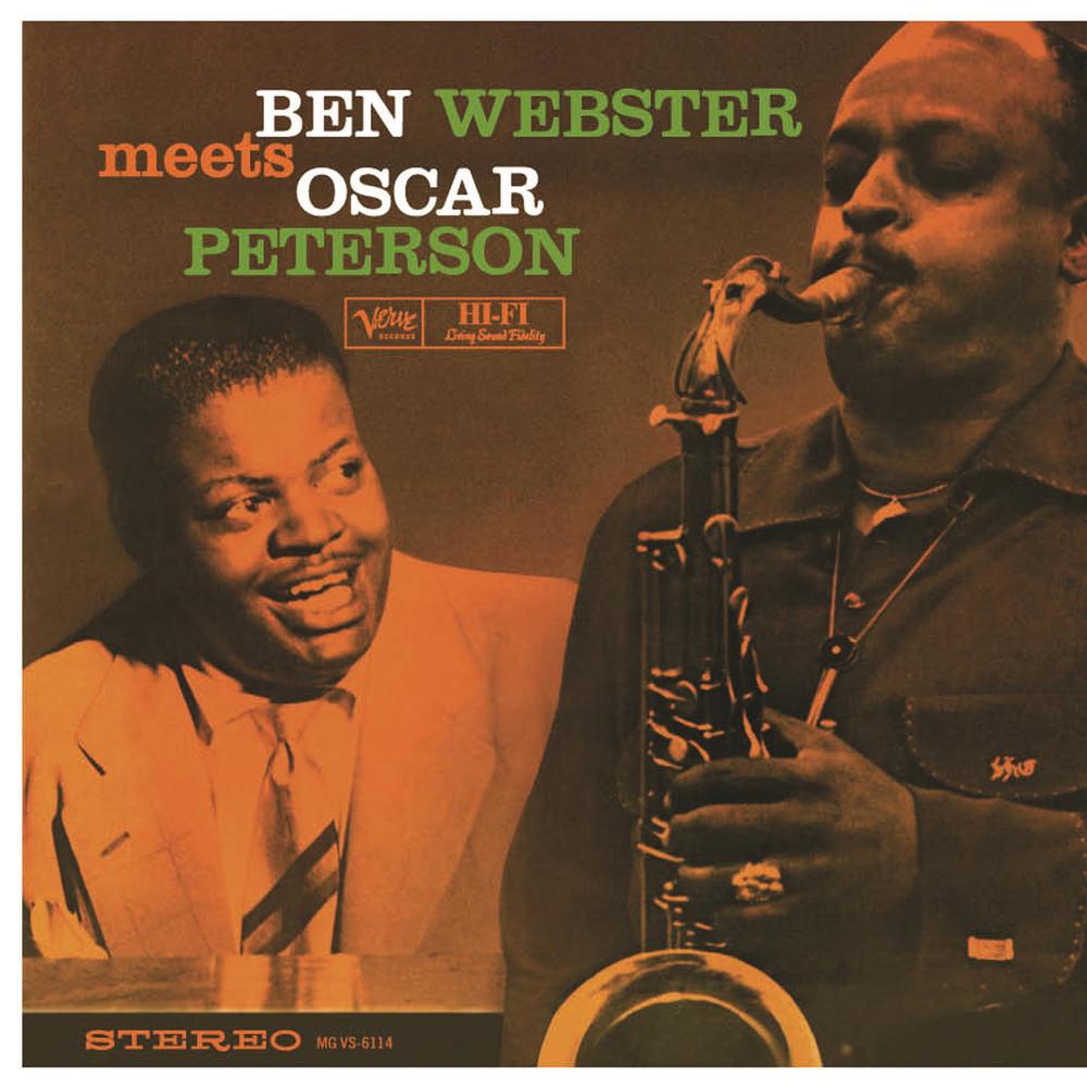 Bilderesultat for Ben Webster Meets Oscar Peterson - Ben Webster Meets Oscar Peterson