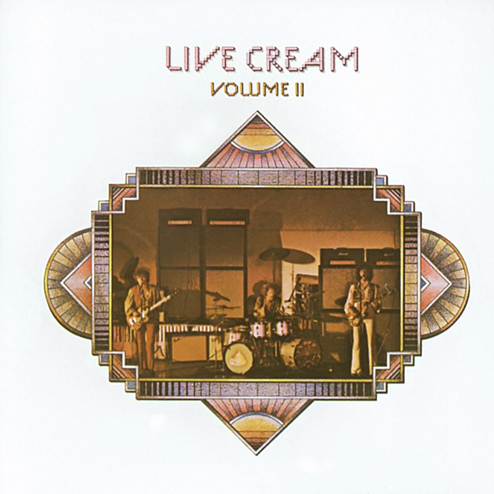 Cream White Room Live