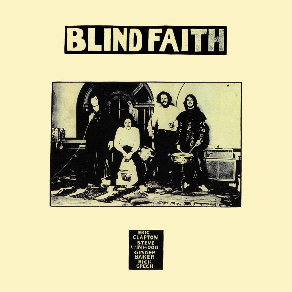 Blind Faith Blind Faith In High Resolution Audio
