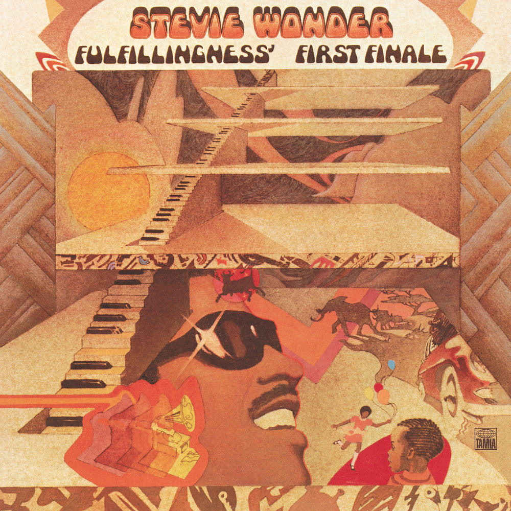 Stevie Wonder Fulfillingness First Finale In High