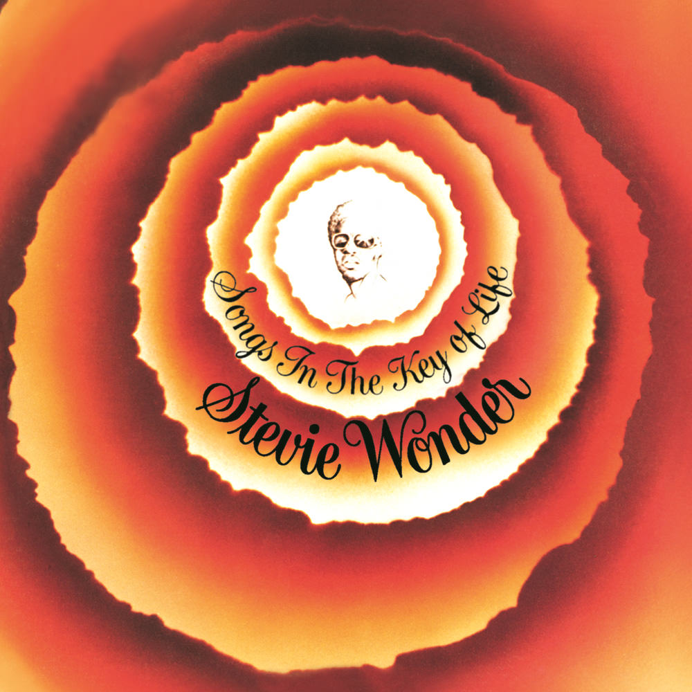 Stevie Wonder, Songs In The Key Of Life in High-Resolution