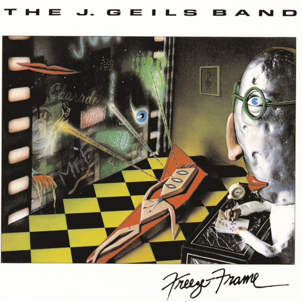 The J. Geils Band, Freeze Frame in High-Resolution Audio ...