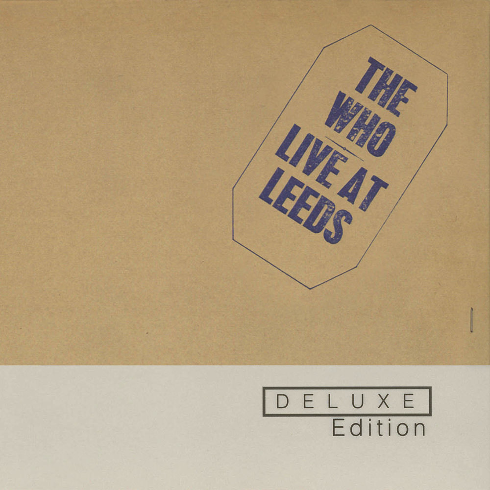 The Who, Live At Leeds (Deluxe Edition) in High-Resolution