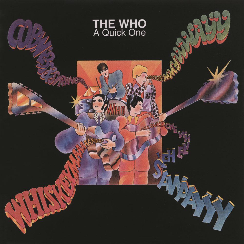The Who, A Quick One (Mono Version) in High-Resolution Audio