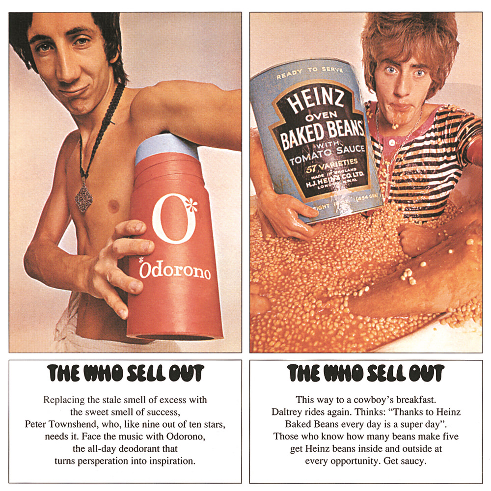 The Who, The Who Sell Out (Mono Version) in High-Resolution Audio
