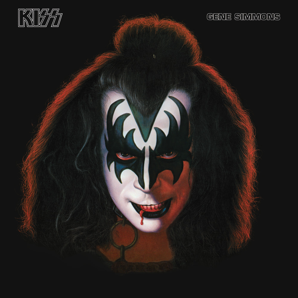 Gene Simmons Kiss Gene Simmons In High Resolution Audio