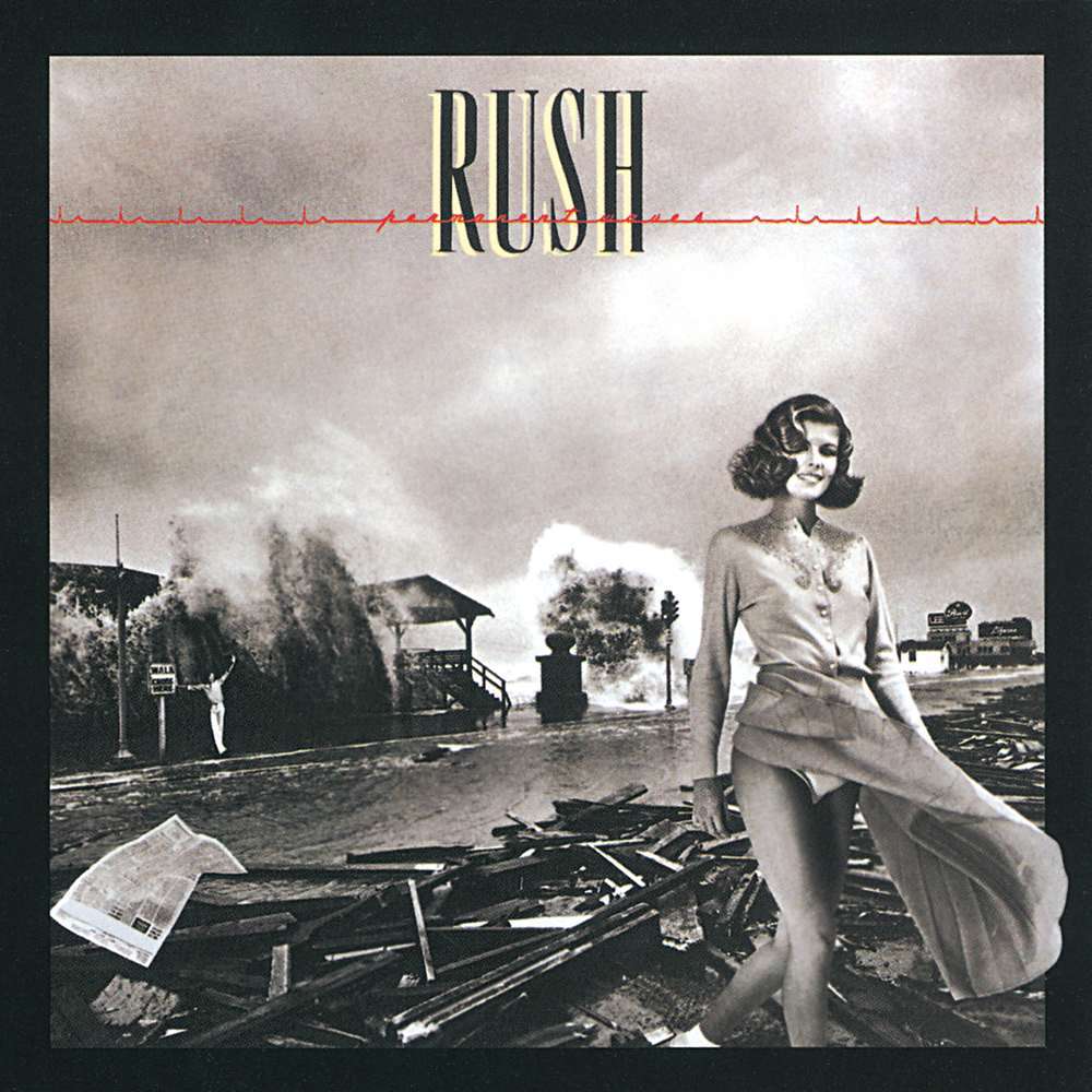 Rush, Permanent Waves (Remastered 2015) in High-Resolution Audio -  ProStudioMasters