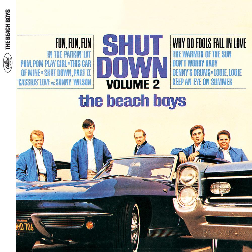 The Beach Boys Shut Down Volume