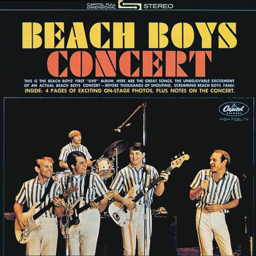 The Beach Boys, Beach Boys Concert (Live / Stereo) in High