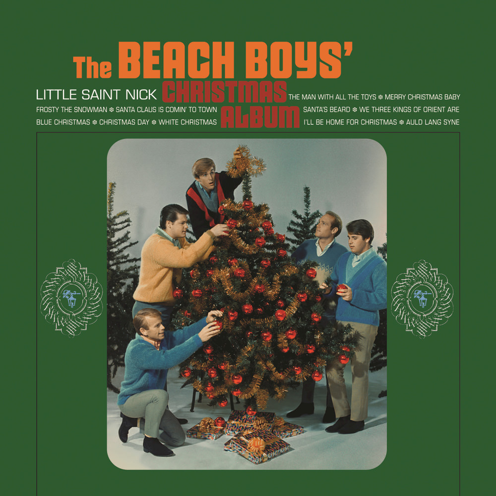 「christmas records beach boys」の画像検索結果