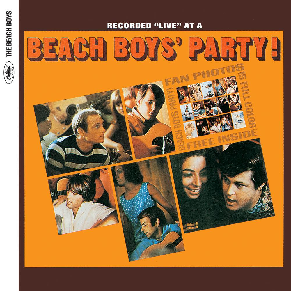 The Beach Boys, Beach Boys' Party! (Stereo) in High-Resolution Audio
