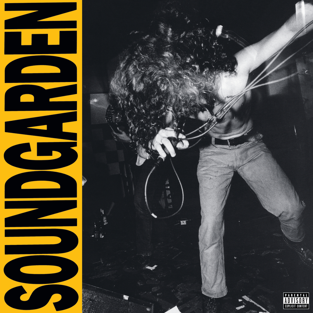 Soundgarden, Louder Than Love in High-Resolution Audio ...