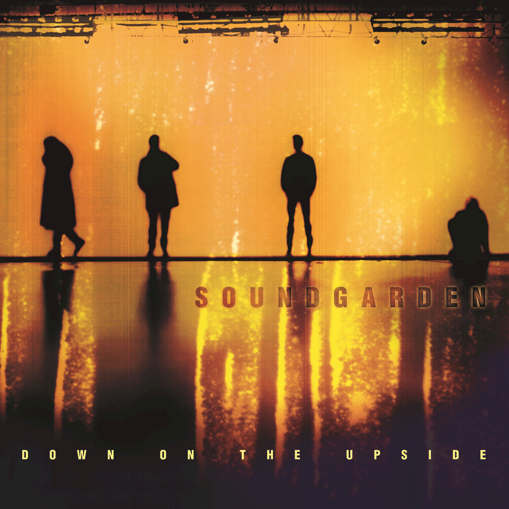 Soundgarden, Down On The Upside in High-Resolution Audio